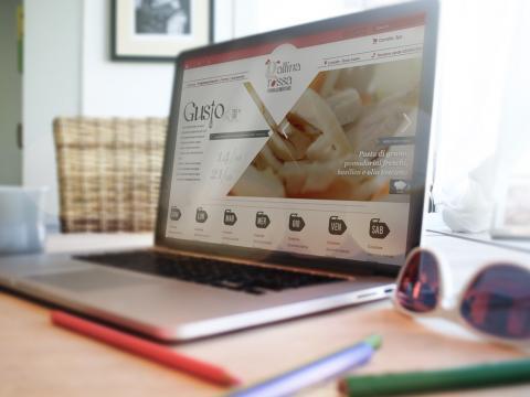 Gallina rossa sito internet