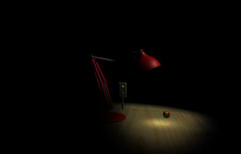 Progetto Lamp, modellazione e animazione di una lampada
