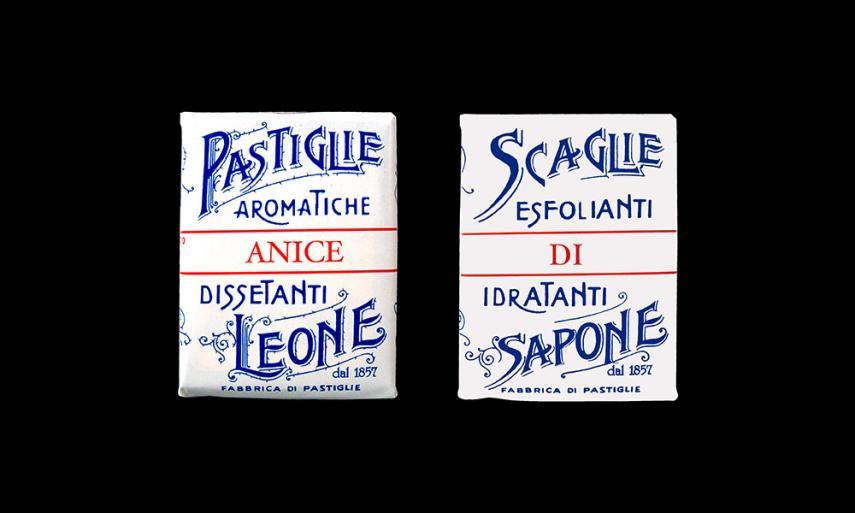 Pastiglie Leone risematizazzione
