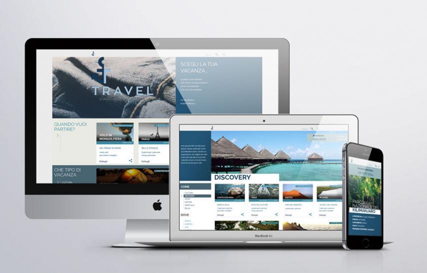 Travel - Sito internet responsive